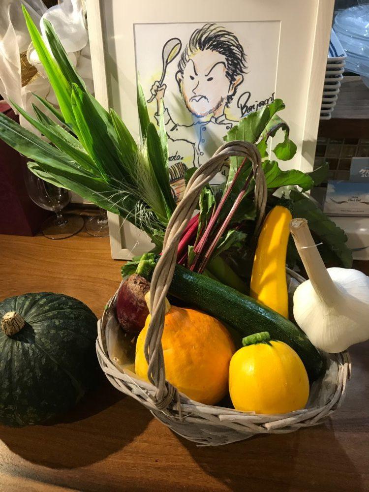 夏野菜、入荷しました!