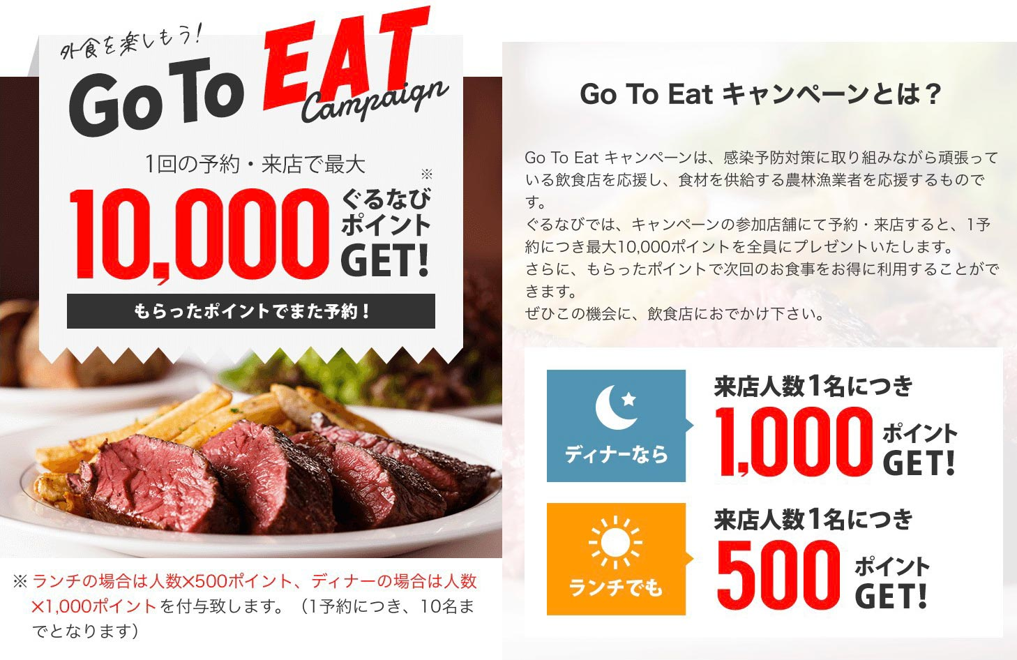 Let's GO TO EAT!